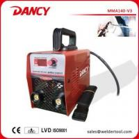 China Welding machine family or small repair shop use MMA140 pocket size IGBT welder wholesale