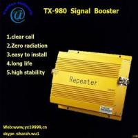 Buy cheap TX-980 GSM Mobile Phone Signal Booster cellphone repeater from wholesalers