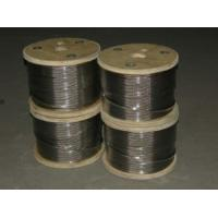 China 1x19 Stainless Steel Wire Rope on sale