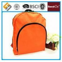 China promotional trendy waterproof high school backpack wholesale