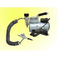 China Airbrush & Mini. Compressor Kit Model Number: DP6114 wholesale