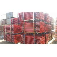 China Power coated/painted /Hot dipped Galvanized spanish prop wholesale