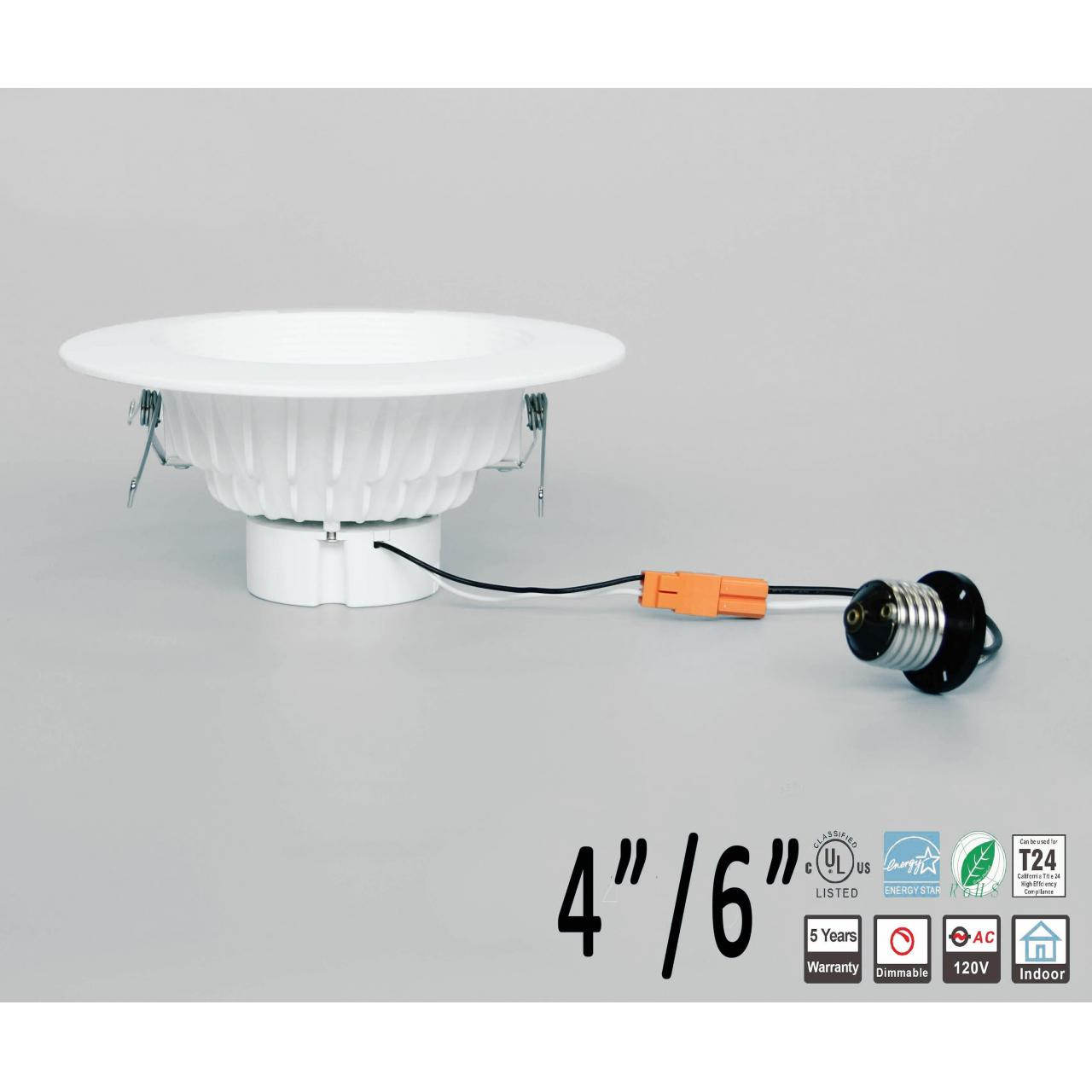 "China 6"" LED Down light OL-B5XH-14W wholesale"