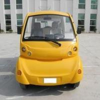 electric sightseeing car with low price