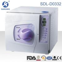 Wholesale SDL-D0332 Dental autoclave steam sterilizer from china suppliers