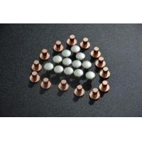 China High Electrical Resistivity Bimetal Contact Rivets For Aviation Appliances wholesale