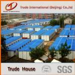 China Steel building modular houes for worker camp wholesale