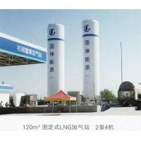China Liquefied natural gas fueling station wholesale