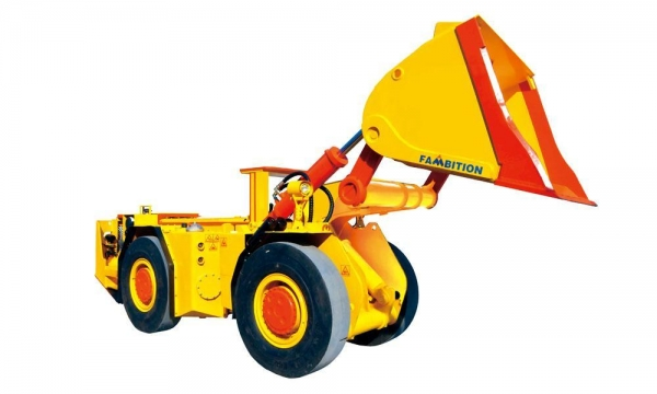 Quality Underground Mining Loader FAML 1 LHD for sale