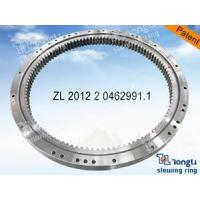 New Patented Products Elliptical Raceway Slewing Ring