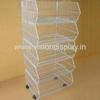 Stacking Bin Stand