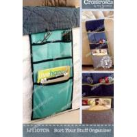 China ON SPECIAL...Sort Your Stuff Organizer sewing pattern #IJ1107CR from Indygo Junction on sale
