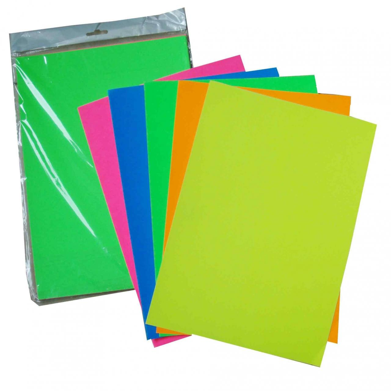 Buy cheap Fluorescent Paper,Papel Fluorescente from wholesalers