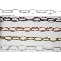 Wholesale NO:07 Name:DECORATOR CHAIN-OVIAL LINK from china suppliers