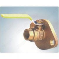 Buy cheap Brass Fixed Ball Valve from wholesalers