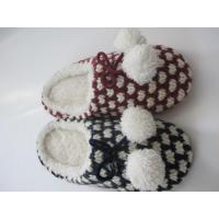 Normal Roonshoes Hand Knitted Warm And Quiet Anti-slip Indoor Slipper