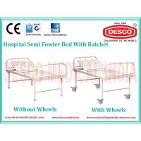 SEMI FOWLER WITH RATCHET BED MBSF 501