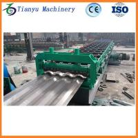 China Tianyu container and car carriage plate equipment roll forming machine wholesale