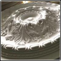 China Polyurethane Ceiling Rose wholesale