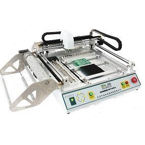 Quality Pick and Place Machine WITH CAMERA VP-46D (BGA 46plus feeders) for sale