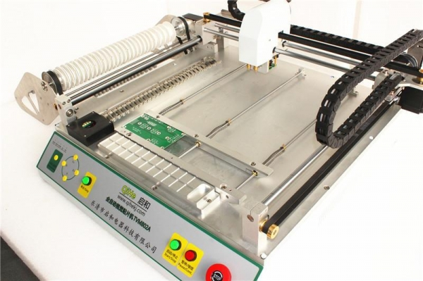 Quality High speed Pick & Place Vision for Pick And Place Machine TVM802A for sale