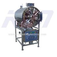 China YDC Series Horizontal Cylindrical Pressure Steam Sterilizer wholesale