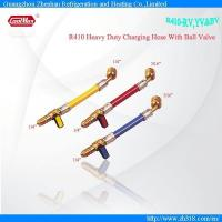 Wholesale R410 Heavy Duty Charging Hose With Ball Valve Charging Hose Series from china suppliers