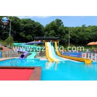 Wholesale HZQ-54 Resort Water Slide from china suppliers