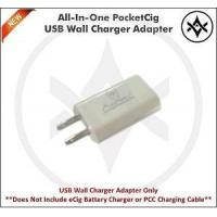China USB Wall Charger Adapter for All-in-One PocketCig Battery Charger and PCC Cable wholesale