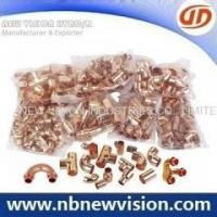 China Copper Fitting Endfeed Copper Pipe Fitting for EN 1254-1 on sale