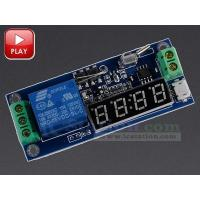 China ICStation STM8S003F3 Digital Timer Module with Display wholesale