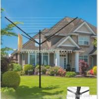 Buy cheap Products 4-Arm Umbrella Adjustable Folding Rotary Clothes Dryer from wholesalers