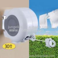 Buy cheap Products 2 Line ABS Retractable Washingline Wall Mounted from wholesalers