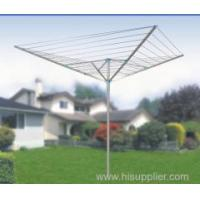 Buy cheap Products 4 arms garden rotary laundry drying rack from wholesalers