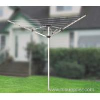 Buy cheap Products 45m 3-Arm Aluminum Umbrella Rotary Clothes Airer from wholesalers