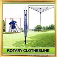 Buy cheap Products 4-Arm Adjustable Garden Use Rotary Clothes Dryer from wholesalers