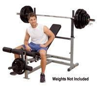 China Body Solid Power Center Combo Bench wholesale