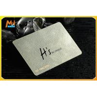 China grass grain+laser membership card for shopping use wholesale