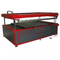 China Large format electrical screen printer wholesale