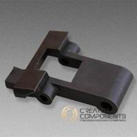 China Gray Iron Printer Permanent Mold Casting Part wholesale