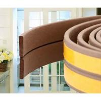 China Multi shaped rubber extruded self-adhesive I section wholesale