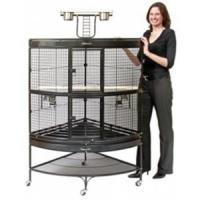 China Prevue Extra Large Corner Cage wholesale