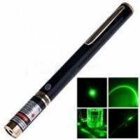 China Lasting Performance 150mW 532nm Green Laser Pointer Pen BGP-008 With LED Indicator wholesale