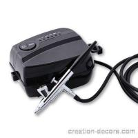 China Pastry airbrush with compressor FT-004 wholesale