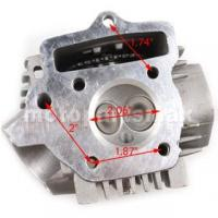 China 52.4mm Cylinder Head Assembly for 110cc ATVs, Dirt Bikes & Go Karts wholesale