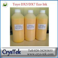 China toyo eco solvent ink wholesale