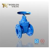 China A395 A536 Non-rising Stem Resilient Seated Gate Valve wholesale