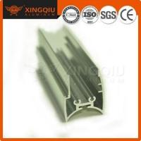 China Powder coated precision +-0.1mm anodised extrusion aluminium profile on sale