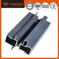 China Spot Brushed thermal insulated aluminum profiles wholesale