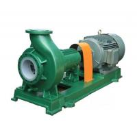 China IHF series chemical centrifugal pump fluorine plastic alloy wholesale